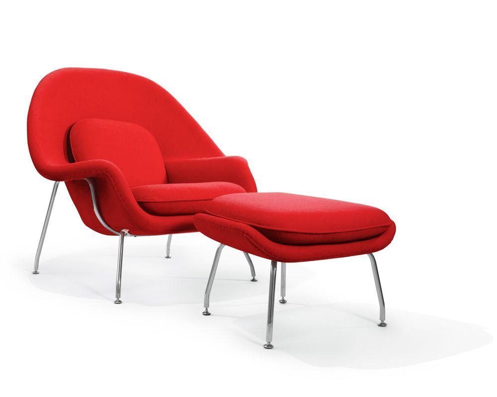 20 Reading Chairs To Curl Up In On A Rainy Day. Reading ChairsLounge ChairsEero  SaarinenSaarinen ChairWomb ...