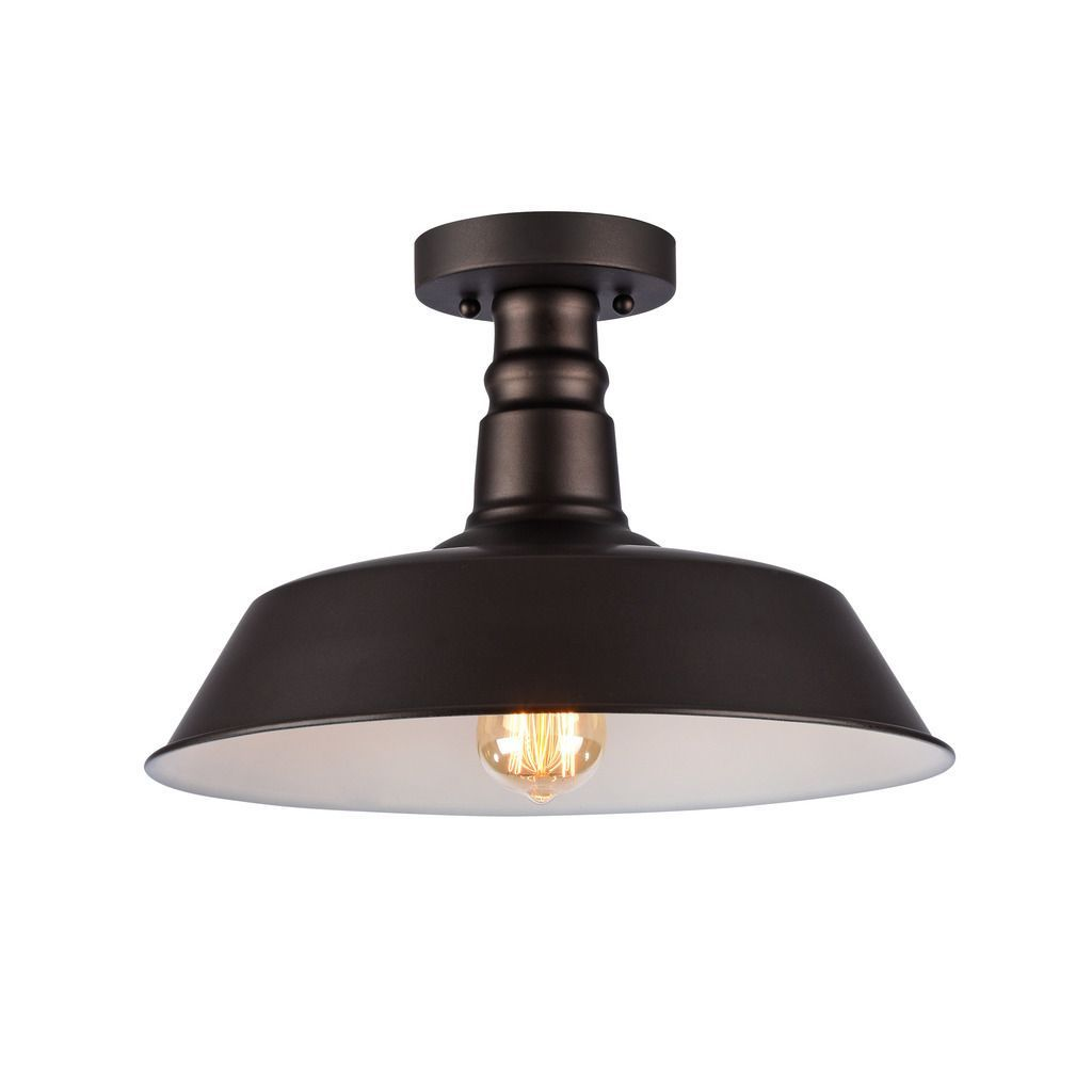 Flush Mount Light Home Goods: Free Shipping on orders over $45 at Overstock.com - Your Home Goods Store! Get 5% in rewards with Club O!
