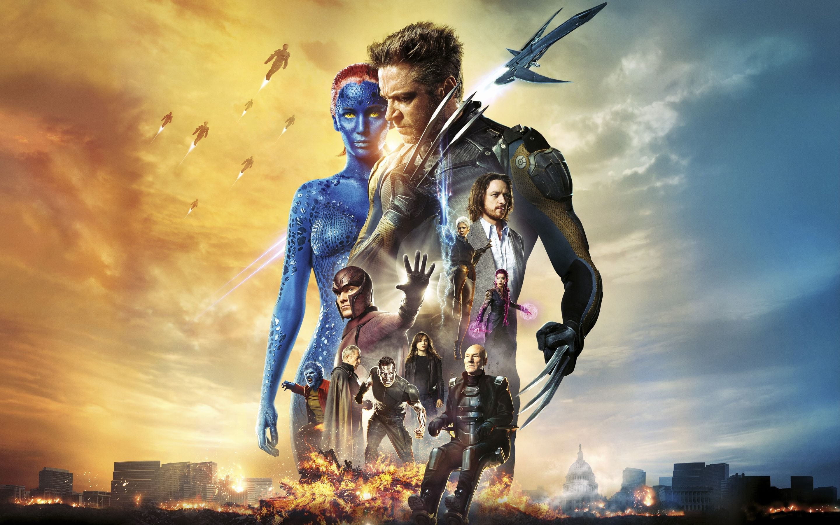Pin By Cool Wallpapers On Entertainment Days Of Future Past X Men Hollywood Studio