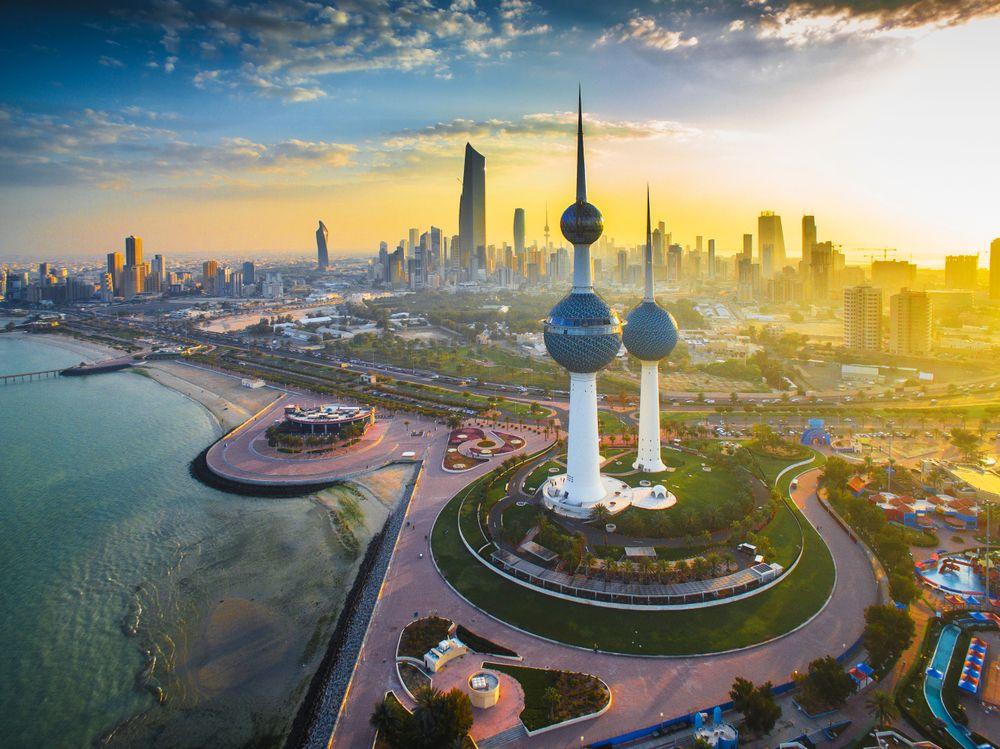 Kuwait Kuwait City Beautiful Stock Photos Kuwait