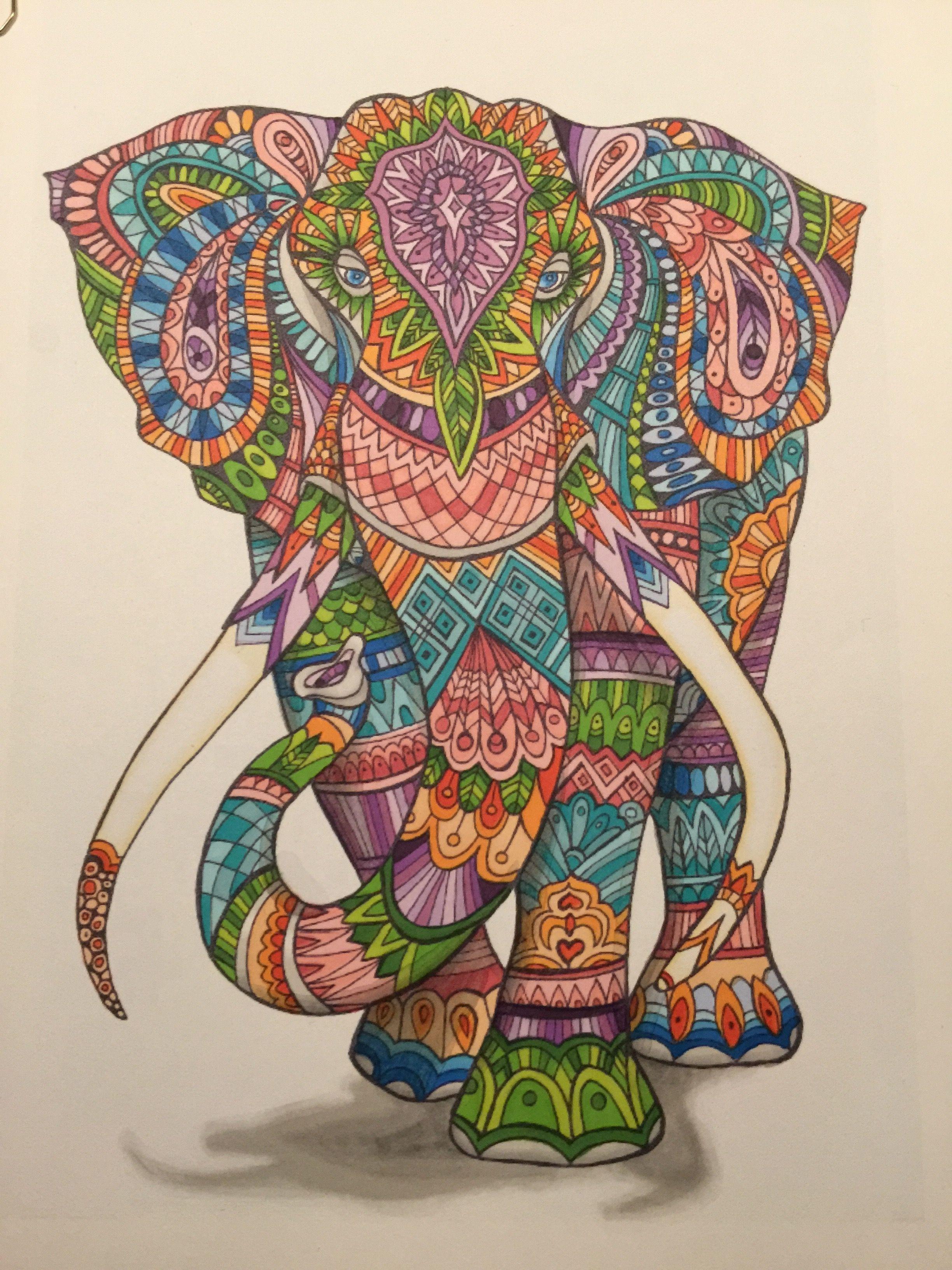 Elefant pysselpappa on instagram | Tuschteckningar | Pinterest ...