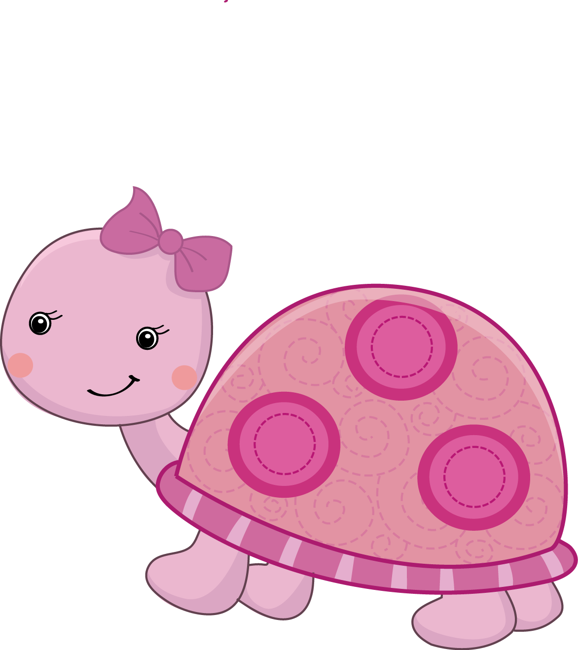 Pretty Pink Girly Jungle Animals 05 Png Baby Animal Nursery Baby Clip Art Stuffed Toys Patterns