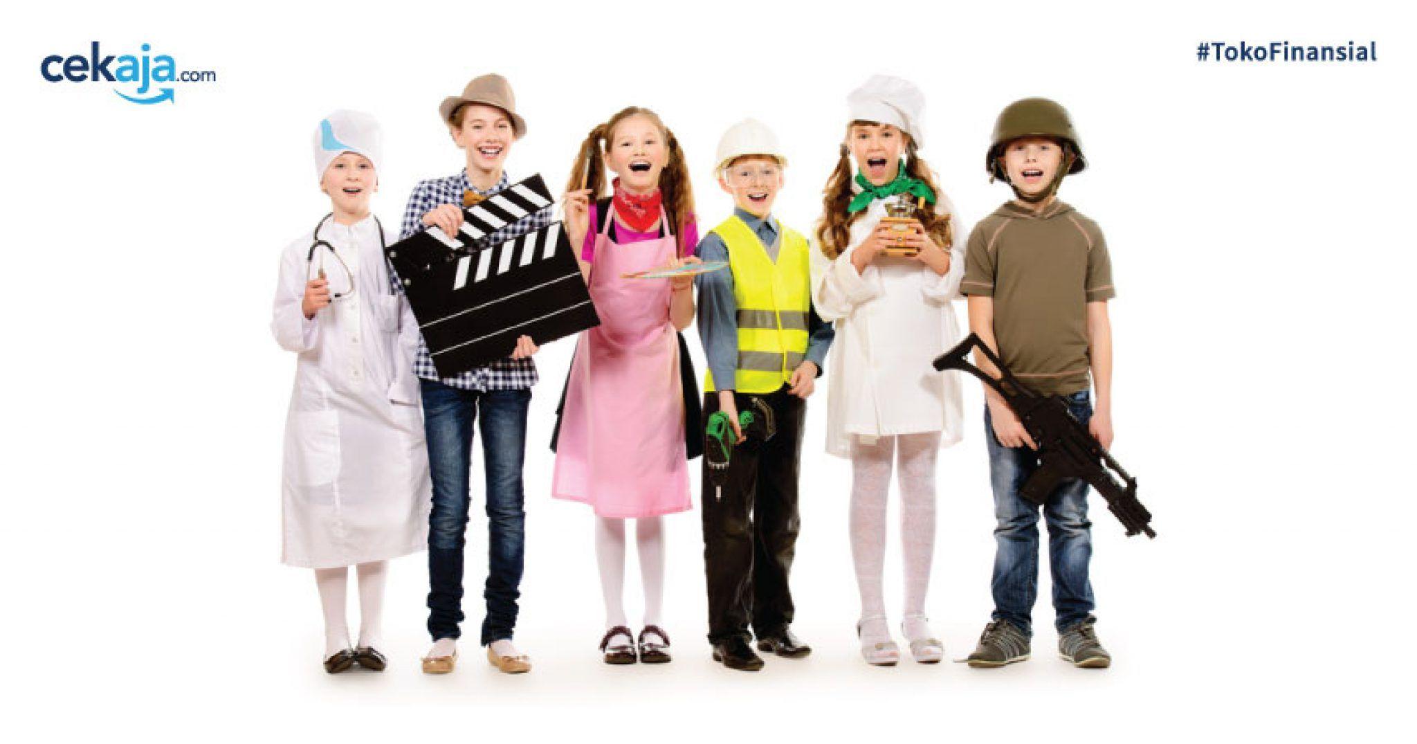 Usaha Modal Kecil | Anak, Sekolah, Ide