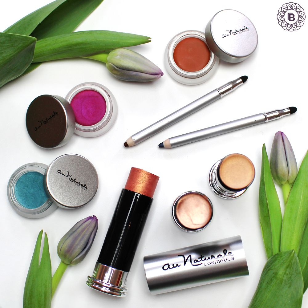 Brightening up with Au Naturale Cosmetics, highpigmented