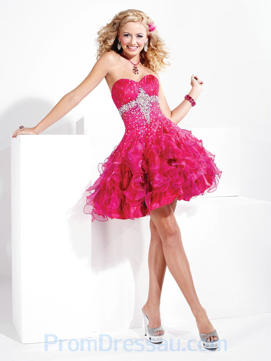 fuchsia cocktail dresses - Dress Yp | Adorable Wallpapers ...