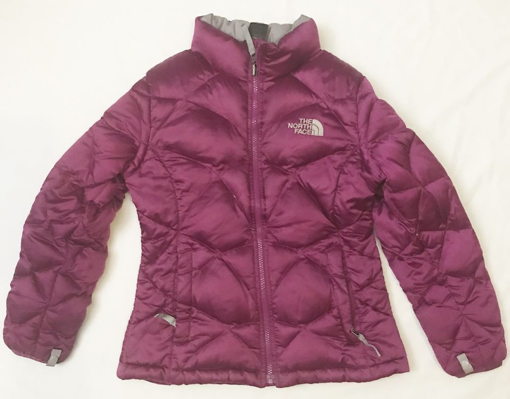 The North Face Kids Girls Medium 10 12 Purple 550 Down Puffer Jacket   TheNorthFace  PufferJacket  550downjacket  wintersale  eBay  Fashion  Toys  ... 0e80a14b3