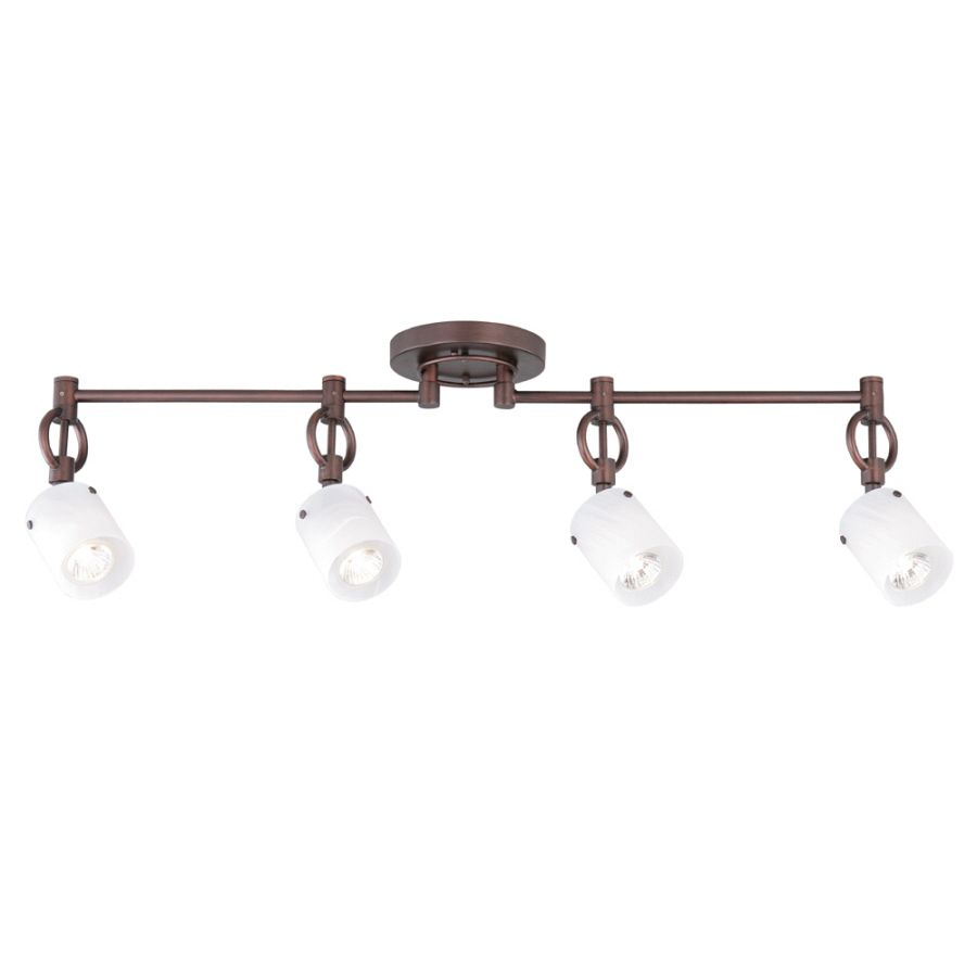 Allen roth 4 light 3287 in dark oil rubbed bronze dimmable flush allen roth dark oil rubbed bronze dimmable flush mount fixed track light kit at lowes the allen roth dark oil rubbed bronze dimmable flush mount fixed mozeypictures Image collections