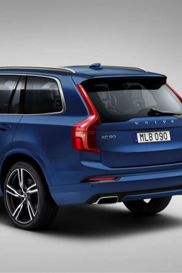 2020 Volvo Xc90 Plug In Hybrid Colors Release Date