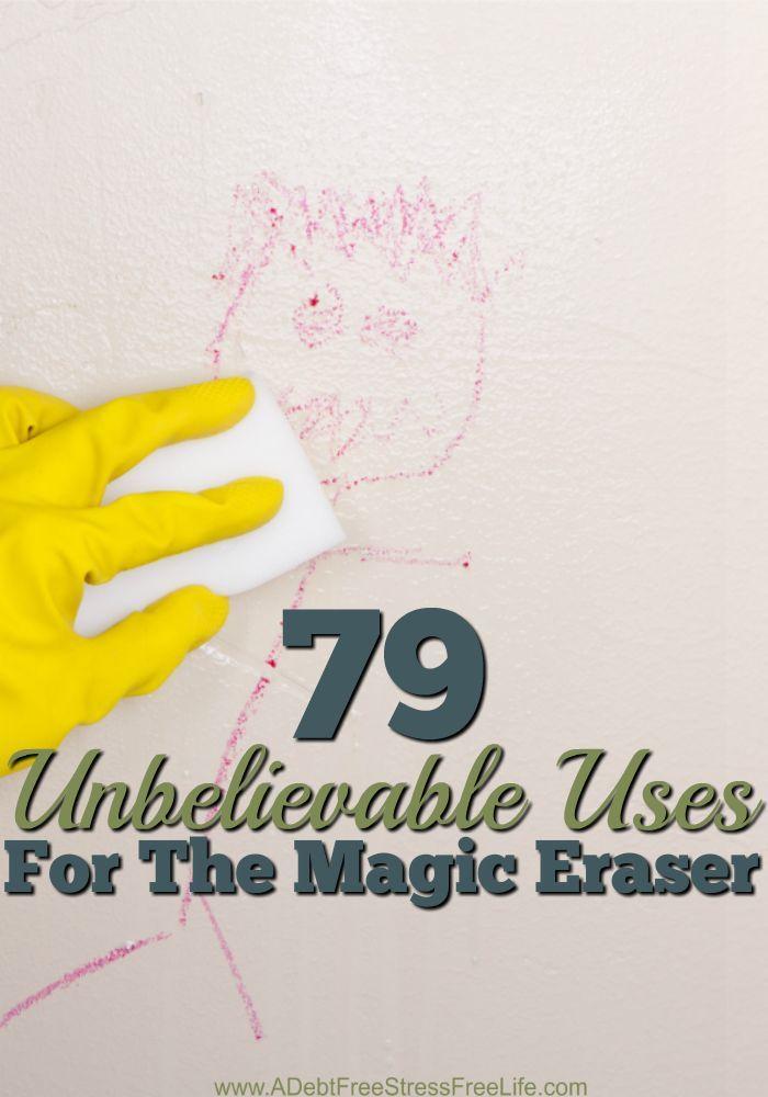 Best 25 Uses For Magic Eraser Ideas On Pinterest Magic