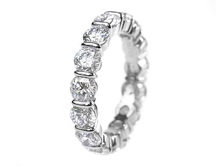lucie campbell bond street specialize in platinum wedding rings diamond wedding bands and diamond eternity rings - Wedding Ring Diamond