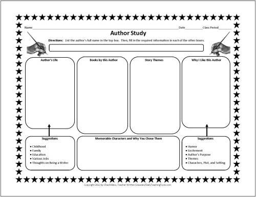 these free graphic organizers include note taking charts vocabulary webs author study maps. Black Bedroom Furniture Sets. Home Design Ideas