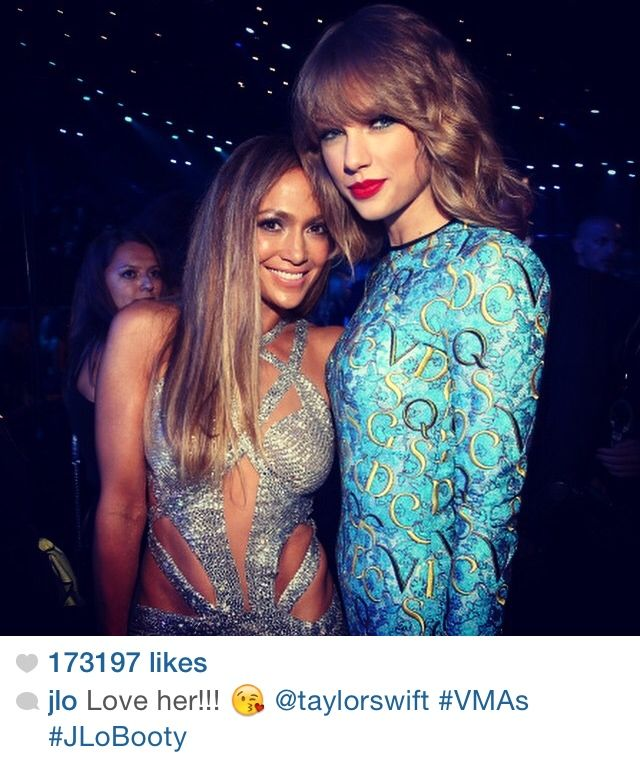 Tay and JLO