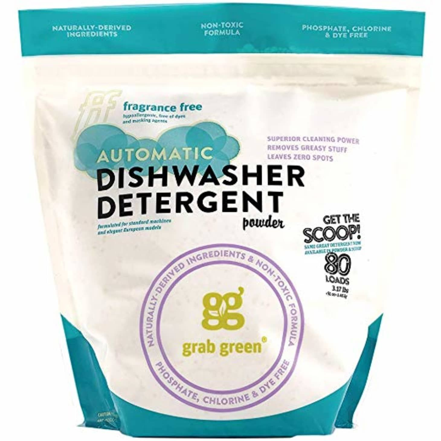 Reader Favorite Amazon Products For The Kitchen Kitchn Best Dishwasher Detergent Natural Dishwasher Detergent Fragrance Free Products