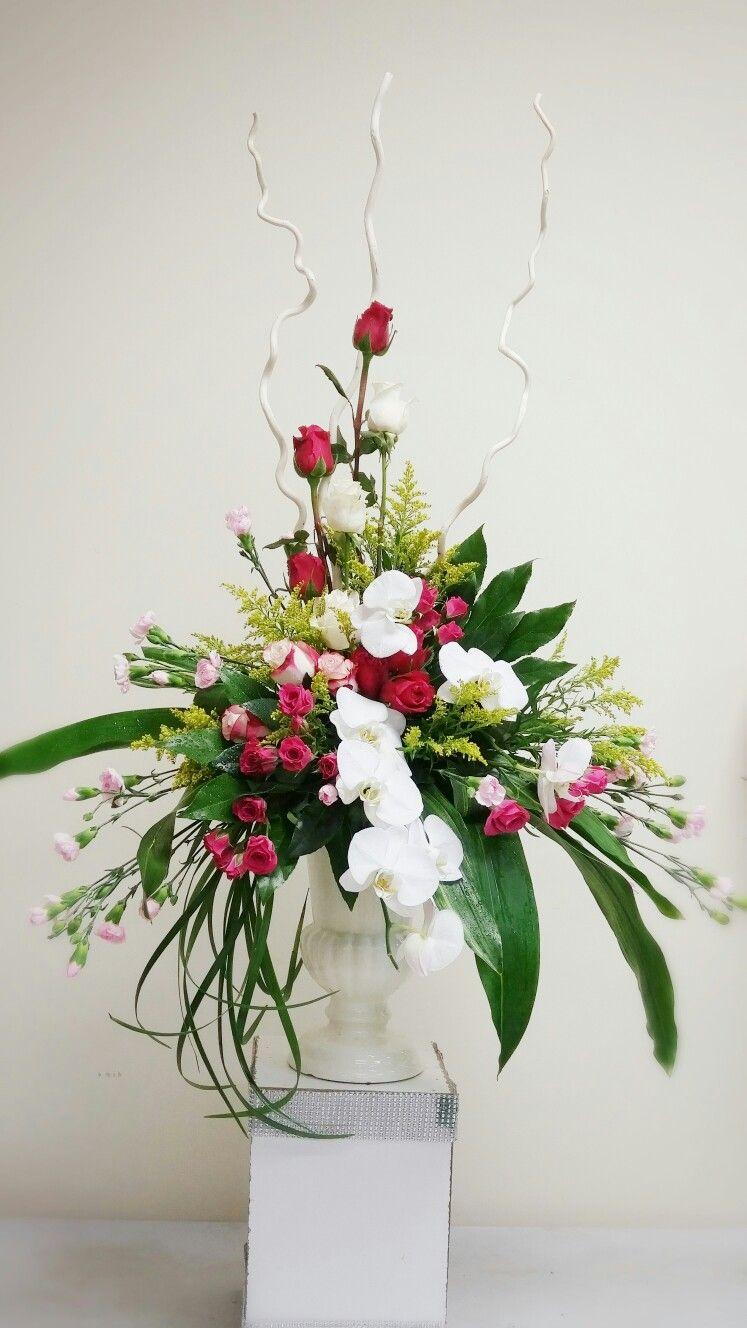 Floral 꽃꽂이 꽃장식 꽃