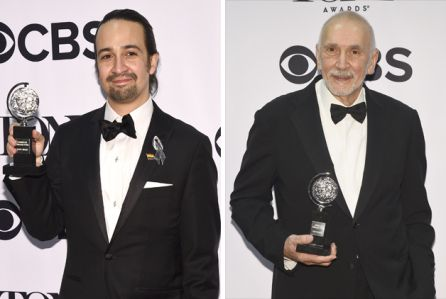 Tony Awards: Lin-Manuel Miranda & Frank Langella Cite Orlando Tragedy In Speeches