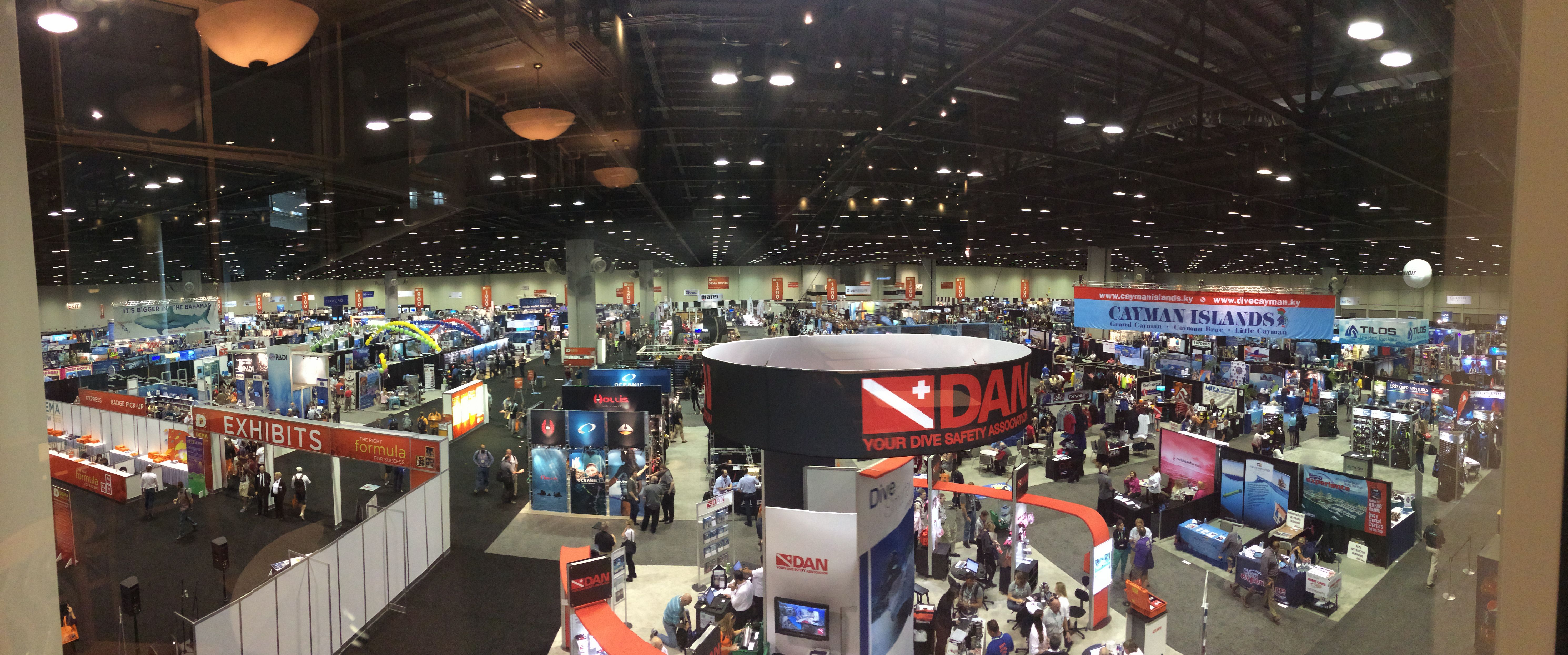 Scuba Show 2020.New Orleans To Rejoin Dema Show Rotation In 2020 Soggy