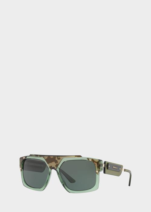 d61653795dc VERSACE Statement Frame Sunglasses.  versace  statement frame sunglasses