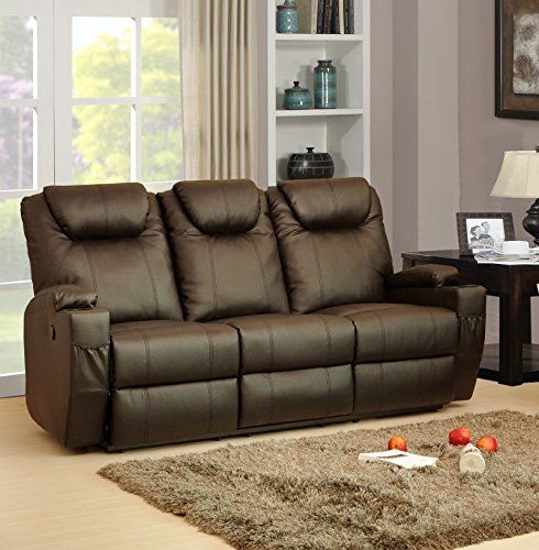 Luxury Recliners lovesofas new luxury cinema lazy boy 3 seater bonded leather