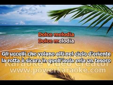 Mermaid Melody - Dolce melodia Lyrics