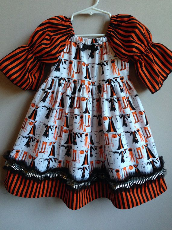 Size 4t.....Costume Print Dress.....Made and by LevonaDanielle, $35.00