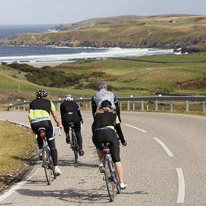 The Ride Across Britain Is A Jogle John O Groats To Lands End An Epic Bike Ride The Entire Length Of Great Britain