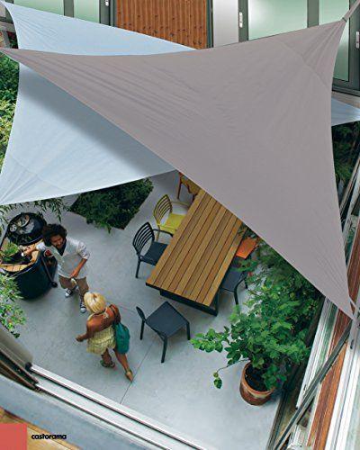 Sail Shade Canopy Design Ideas