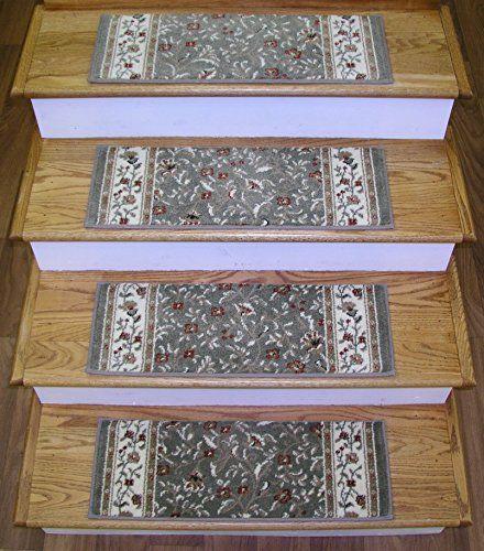 Best 149696 – Rug Depot Premium Carpet Stair Treads – Set Of 13 400 x 300