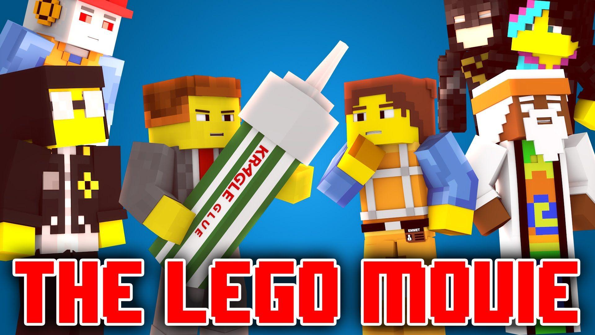 Minecraft Parody The Lego Movie Minecraft Animation Youtube