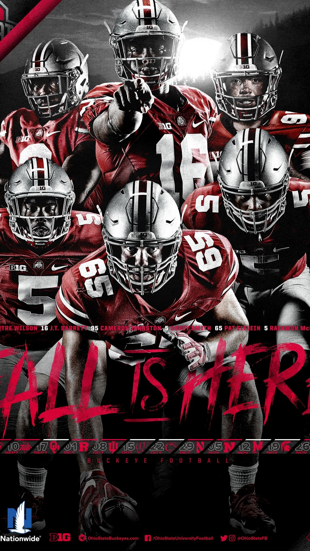 Cool Ohio State Wallpaper Android Download in 2020 Ohio