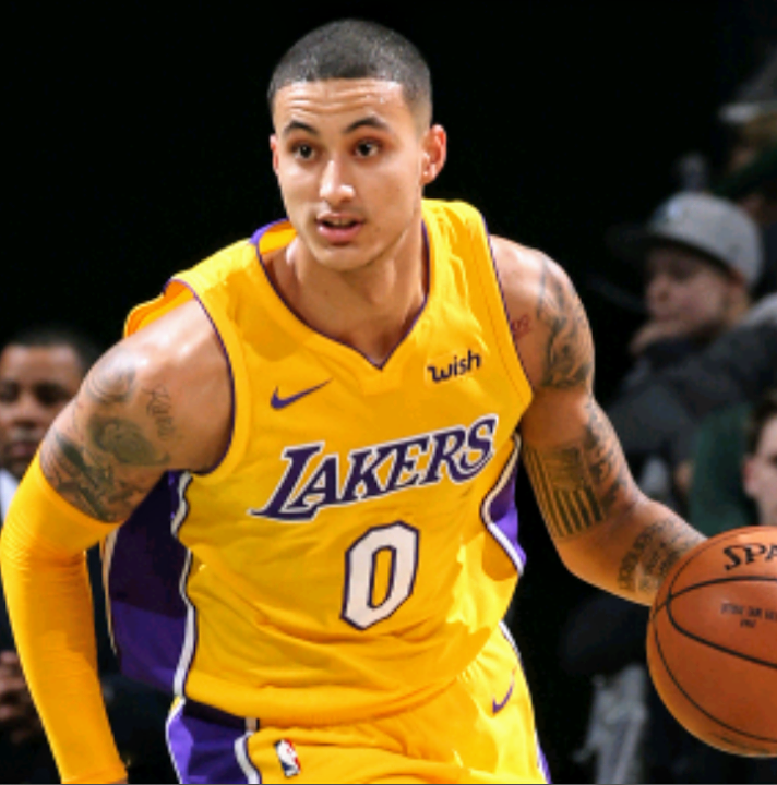 The Lakers Are Facing Off Against The Warriors Tonight And Kyle Kuzma Has Been Playing Center Recently What Do You Think Of Kyle Kuzma Nba News Small Forward