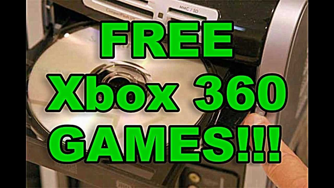 How to Get / Download / Burn xBox 360 Games for Free Without