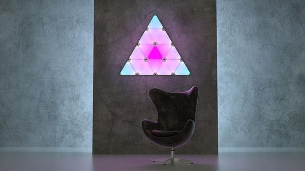 Creative Smart Led Light Panel Modiden Nanoleaf Aurora Nanoleaf Designs Light Panels