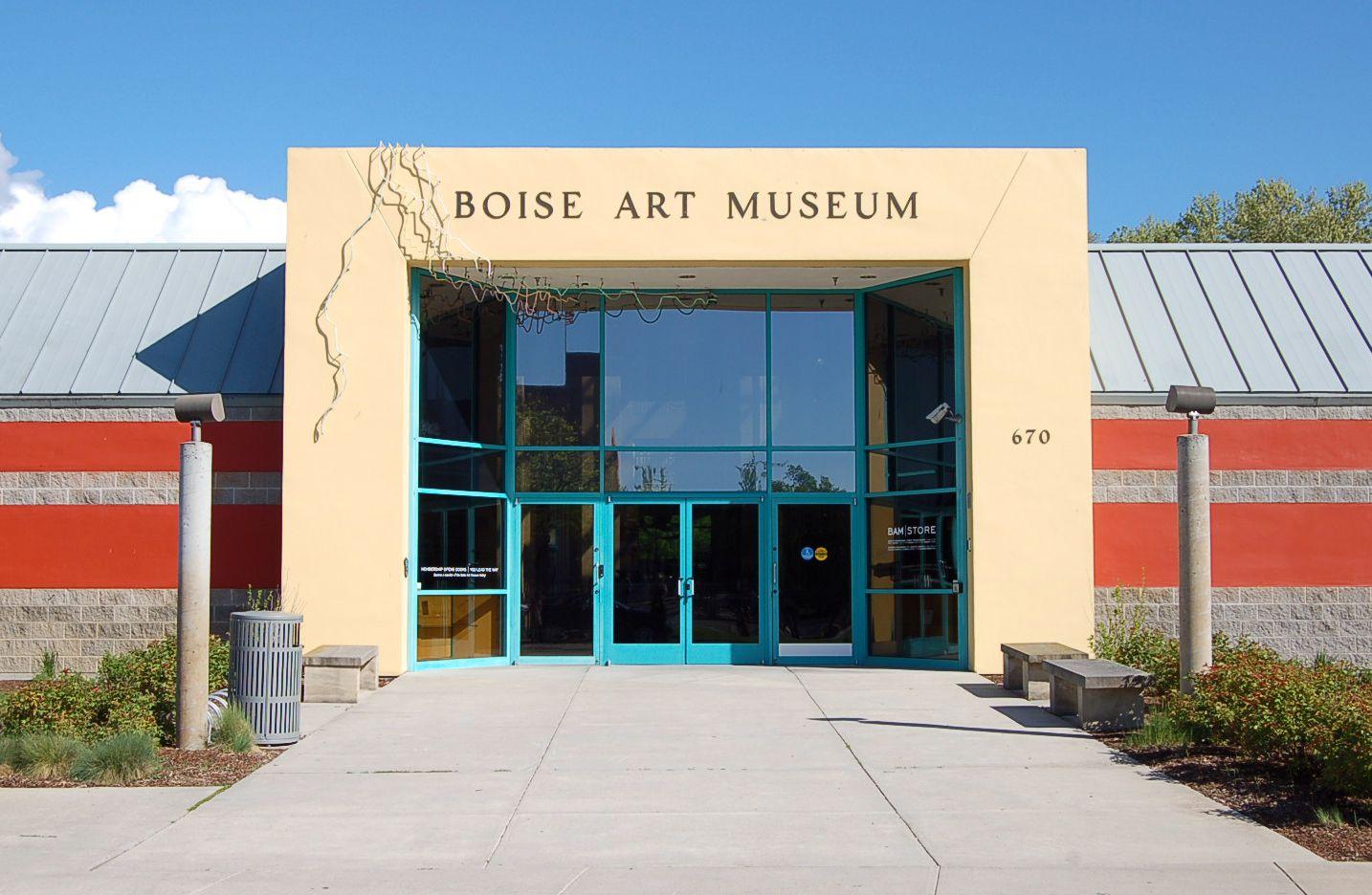 Boise Art Museum, Boise, Idaho www.boiseartmuseum.org ...