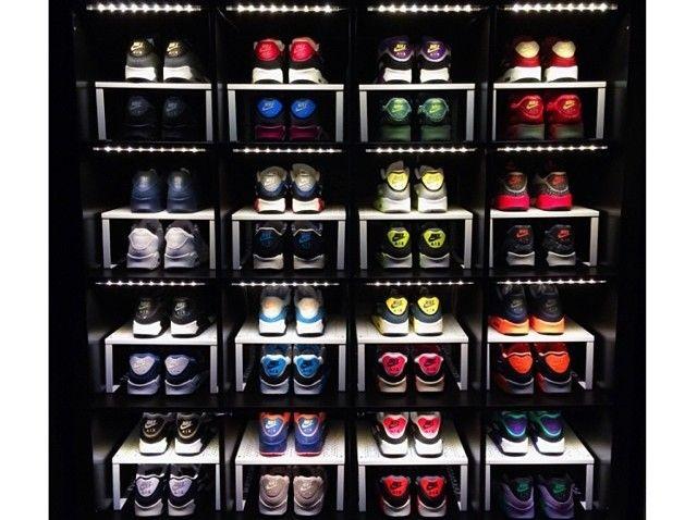pr sentoir rangement chaussures expedit ideias de arruma o 2018 pinterest. Black Bedroom Furniture Sets. Home Design Ideas