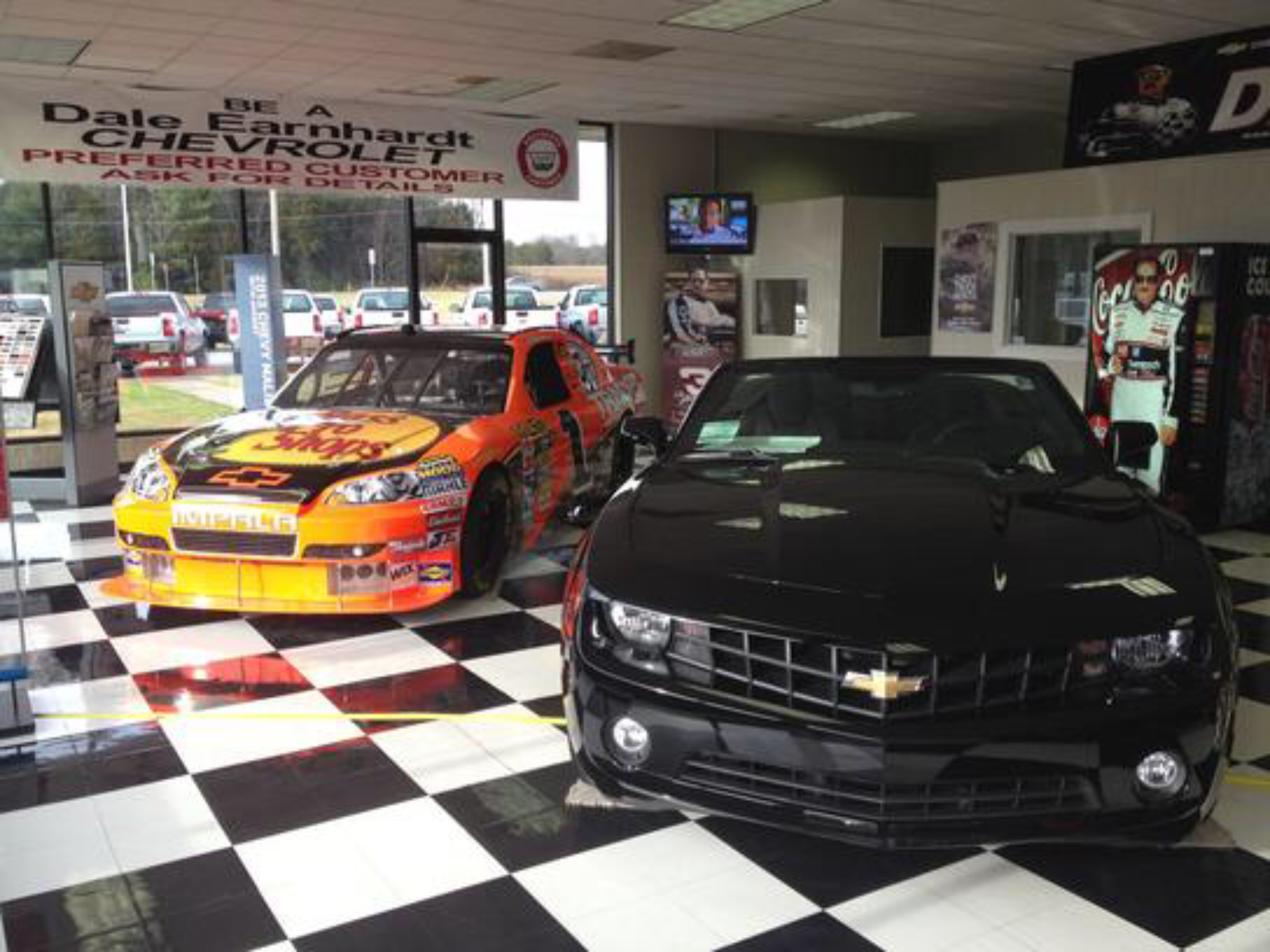 Dale Earnhardt Chevrolet Dealership Newton North Carolina Chevrolet Dealership Dale Earnhardt Chevrolet Car Dealership