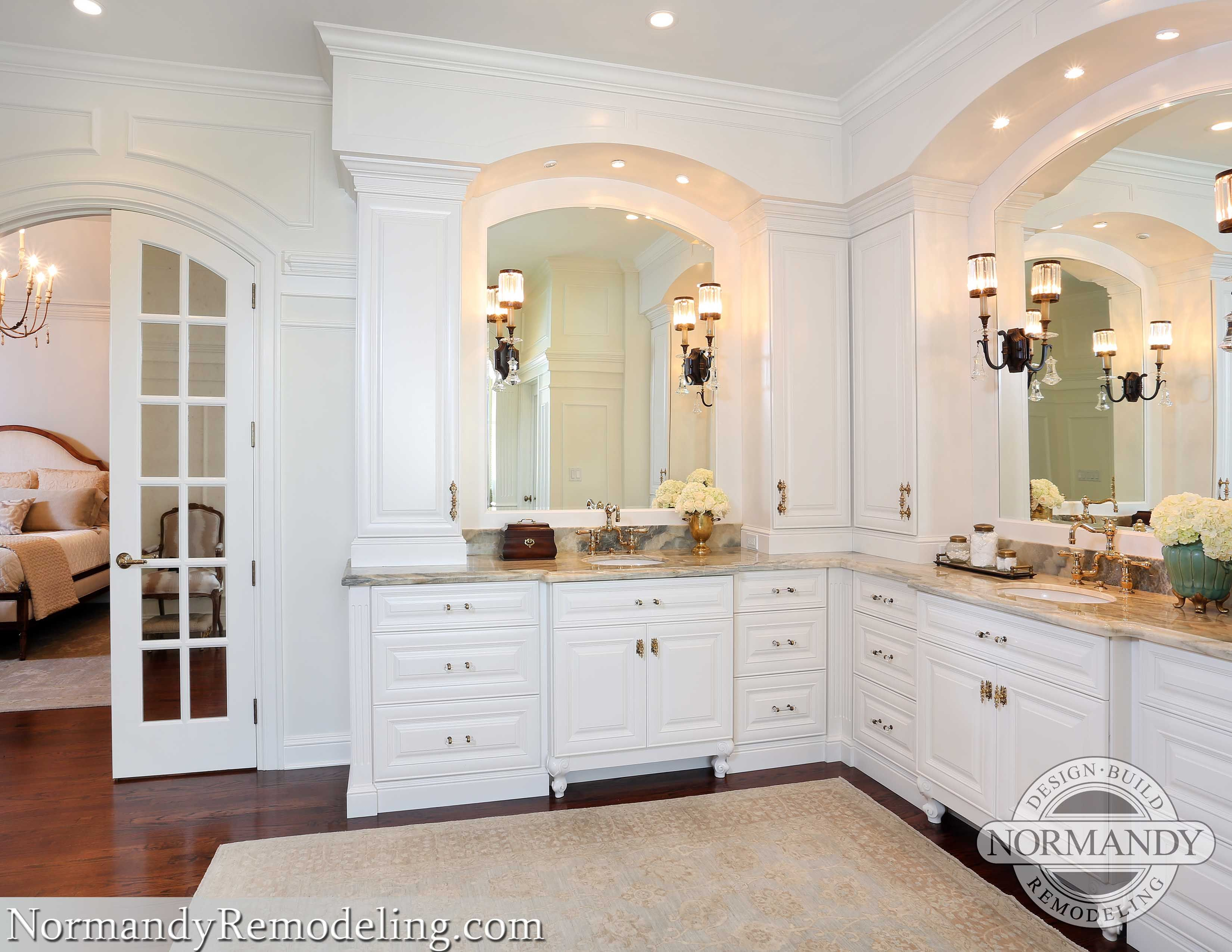 architectural digest bathroom closet combined - Google Search ...