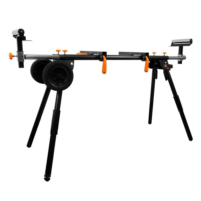 Top 10 Best Miter Saw Stands In 2020 Reviews Buyer S Guide Mitre Saw Stand Best Miter Saw Stand Miter Saw