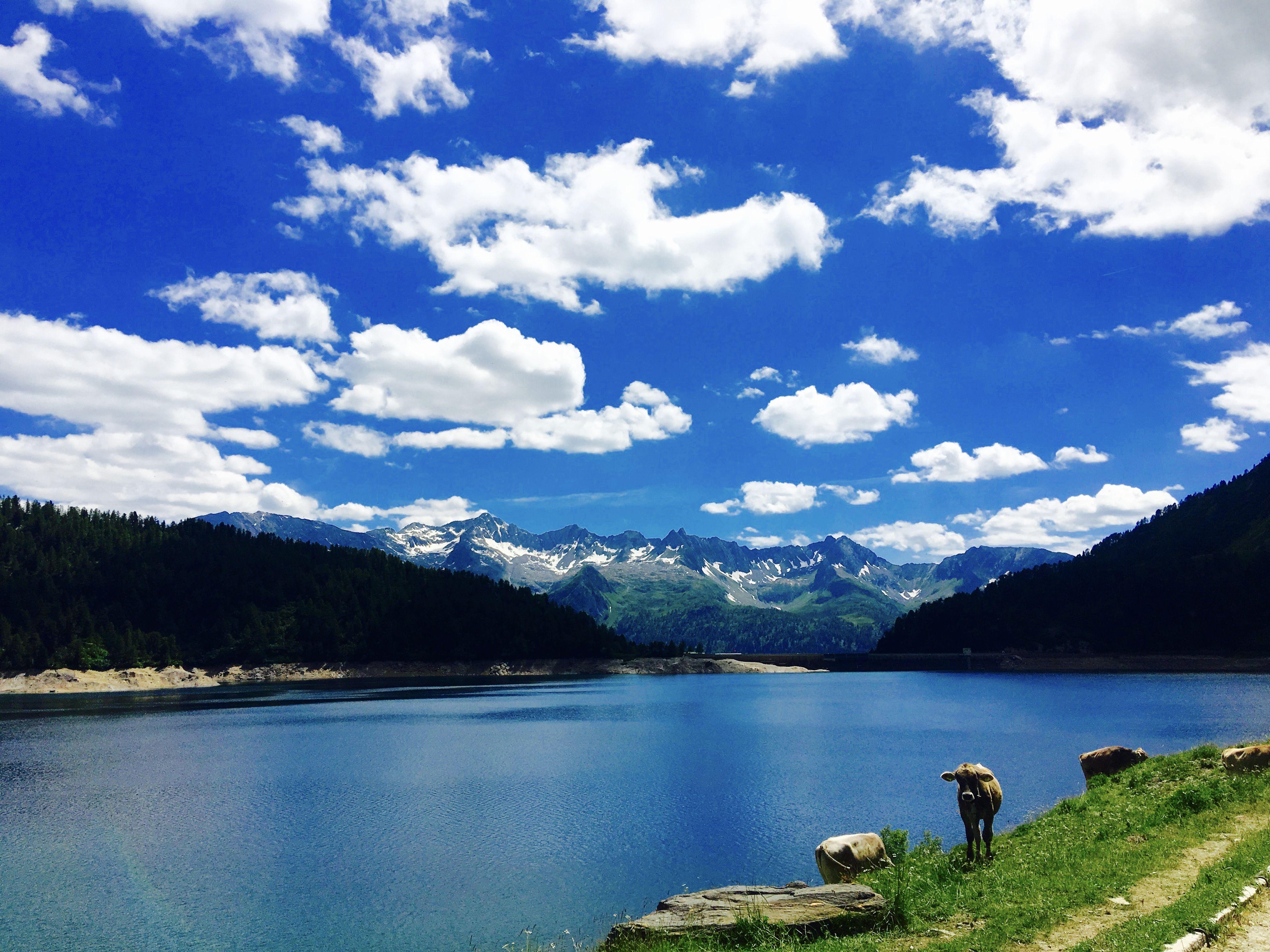 Lago Ritom 9