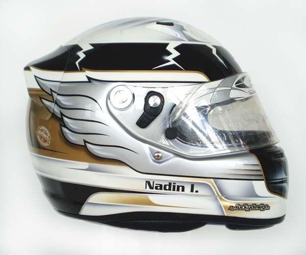 Wings Helmet Racing Helmets Helmet Helmet Design