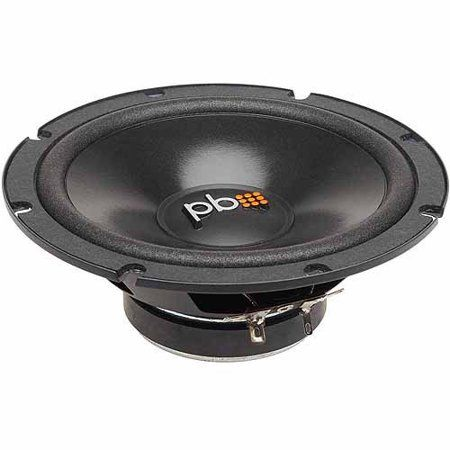 Powerbass S-60c 6.5 inch Component Speakers, Set of 2, Black #componentspeakers