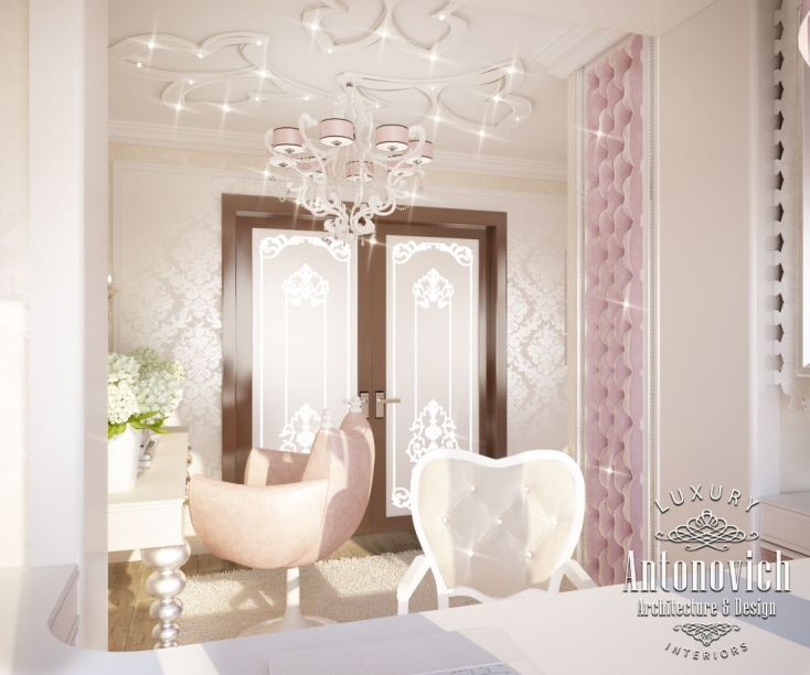 Childrenu0027s Room Design In Dubai, Girly Home Decor Dubai, Photo 10