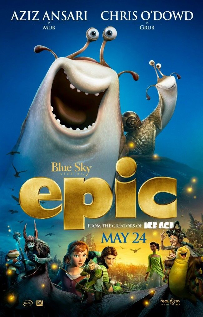 Epic Movie Prize Giveaway (ends 5/23/13) #EpicTheMovie #epicmovie