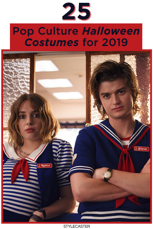 Pop Culture Womens Halloween Costumes 2020 These Halloween 2020 Costume Trends Are The Inspo We All Need RN