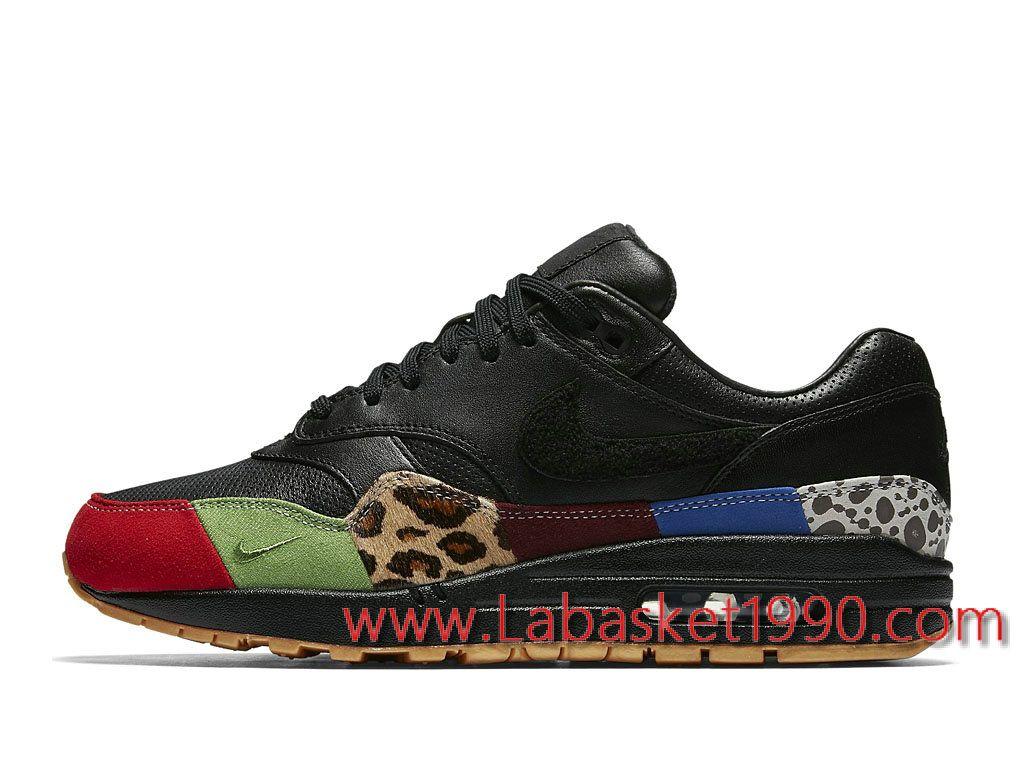 Homme Air Plus Chaussures Nike Pas Prix Noirrouge Premium