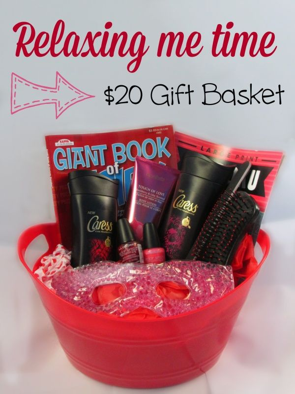 Diy 20 Homemade Spa Themed Gift Basket Perfect Gift