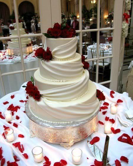 Pin By Weddingwire On Wedding Cakes Wedding Cake Diy Decorating Wedding Cake Decorations Wedding Cake Designs