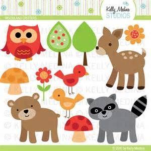 woodland animals clip art - Bing Images