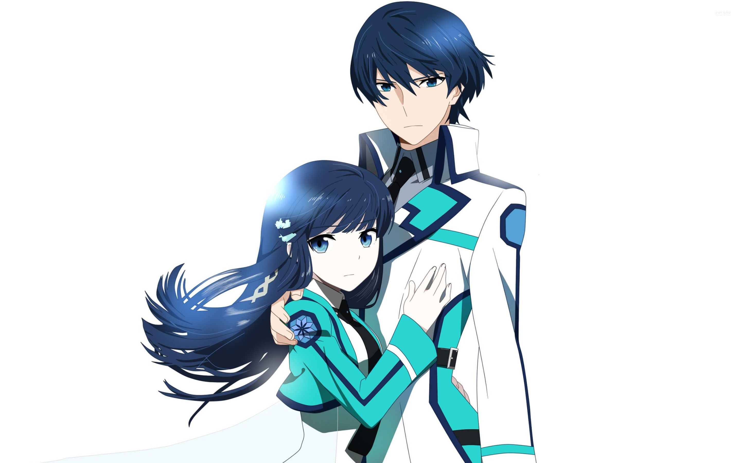 anime the irregular at magic school Mahouka koukou no