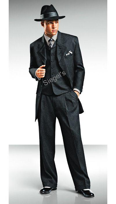 mafia wedding dress for men