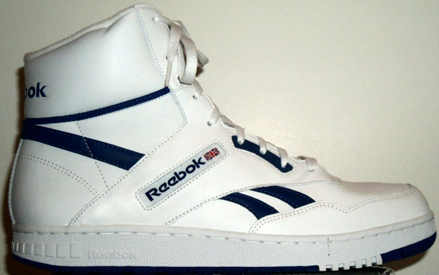 classic reebok high tops white